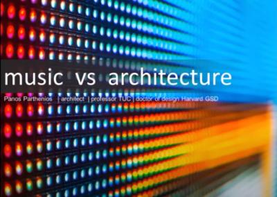 Architecture VS Music