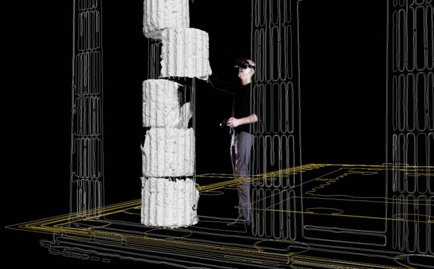 Virtual Reconstruction